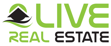 Live Real Estate Retina Logo